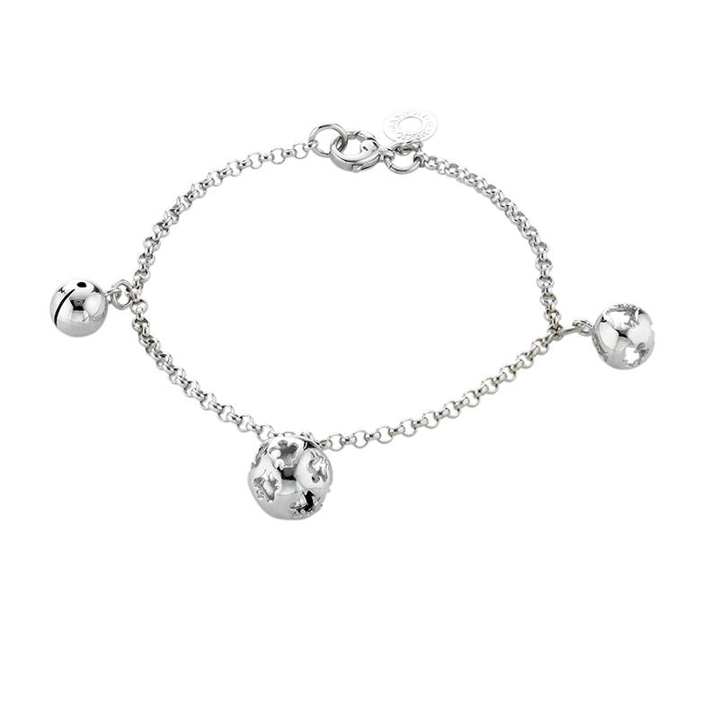 bracciali argento roma